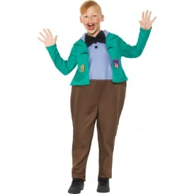 ~ Augustus Gloop - Kids Costume