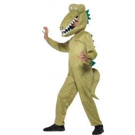~ Enormous Crocodile - Kids Costume