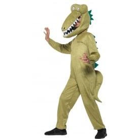 ~ Enormous Crocodile - Kids Costume