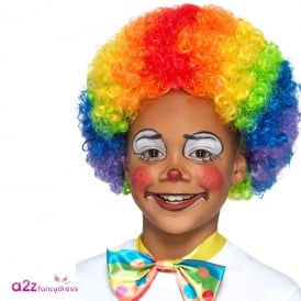 Clown Wig - Kids Accessory
