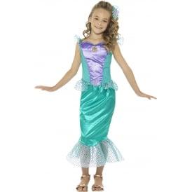 Deluxe Mermaid - Kids Costume