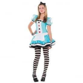 Clever Alice - Teen Costume