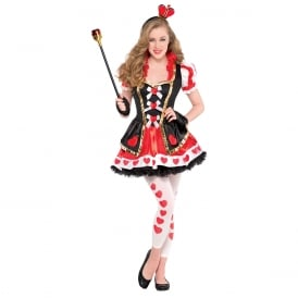 Queen of Hearts - Teen Costume