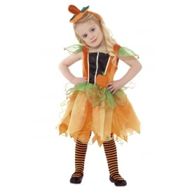 Pumpkin Fairy - Kids Costume