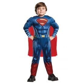 Superman Deluxe *2018 JUSTICE LEAGUE* - Kids Costume