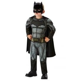 Batman Deluxe *2018 JUSTICE LEAGUE* - Kids Costume