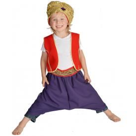 Arabian Prince or Aladdin - Kids Costume