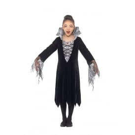 Spider Vampire - Kids Costume