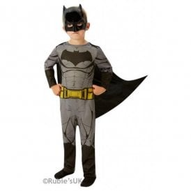 ~ Batman V Superman Dawn Of Justice ~ Batman Classic - Kids Costume