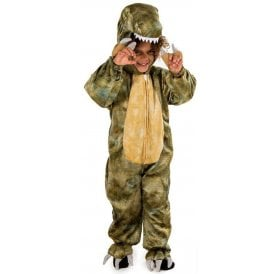 T-Rex ~ Natural History Museum Licensed - Kids Costume