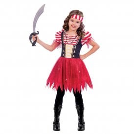 High Seas Pirate - Kids Costume