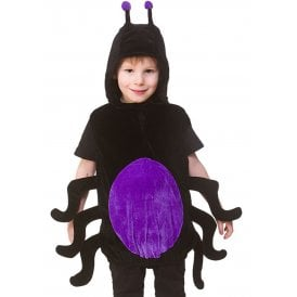 Spider Tabard - Kids Costume