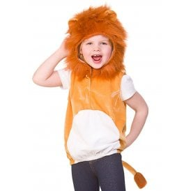 Lion Tabard - Kids Costume