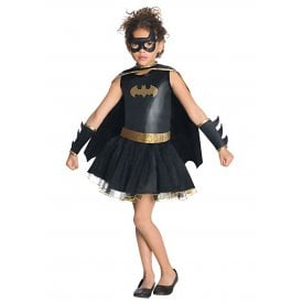 ~ Batgirl Tutu Dress - Kids Costume