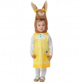 Yellow Cottontail Deluxe (Peter Rabbit) - Kids Costume