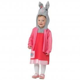 NEW Lily Bobtail Deluxe Beatrix Potter Peter Rabbit - Kids Costume