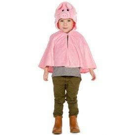 Pig Cape - Kids Costume
