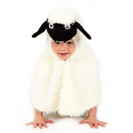 Sheep Cape - Kids Costume