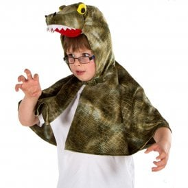 Crocodile Cape - Kids Costume