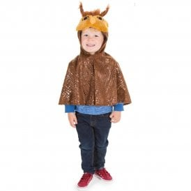 Owl Cape - Kids Costume