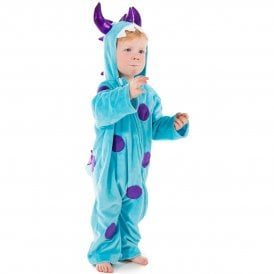 Blue Monster - Toddler & Infant Costume