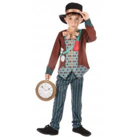 Mad Hatter Boy - Kids Costume