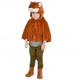 Fox Cape - Kids Costume
