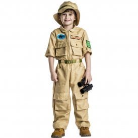 Zoo Keeper - Kids Costume