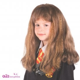 ~ Hermione Wig - Kids Accessory