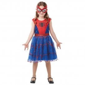 ~ Spider-Girl Deluxe - Kids Costume