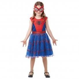 ~ Spider-Girl Deluxe - Kids Costume