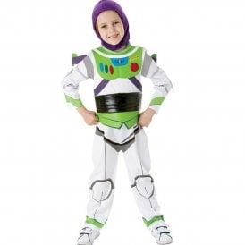 Deluxe Buzz Lightyear - Kids Costume