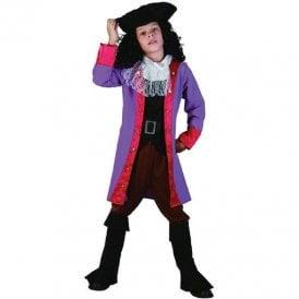 Pirate Hook - Kids Costume