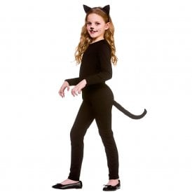 Black Cat - Kids Costume