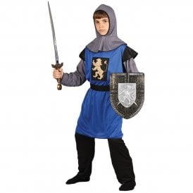 Medieval Knight - Kids Costume