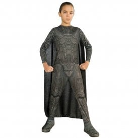 ~ General Zod - Kids Costume