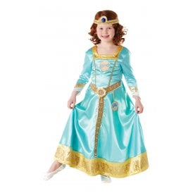 ~ Merida (Deluxe Ornamental) - Kids Costume