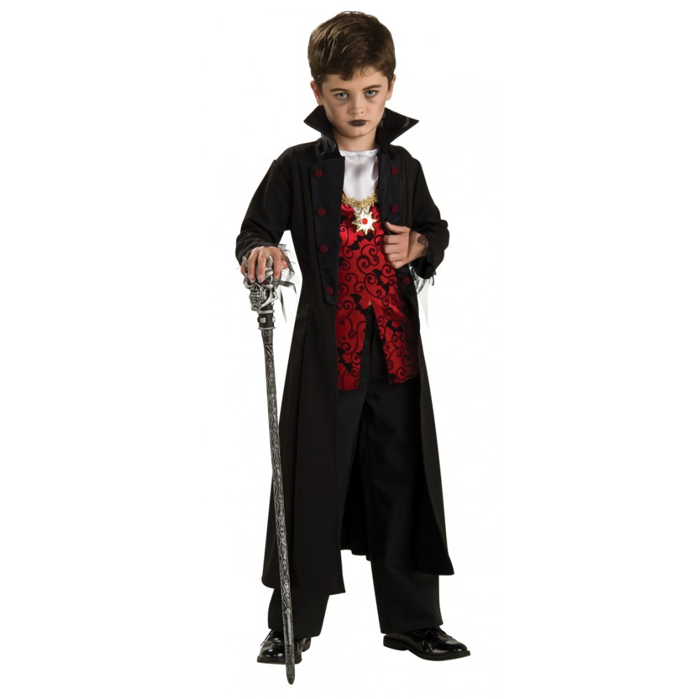 BOYS HALLOWEEN GHOST ZOMBIE VAMPIRE DEVIL SKELETON POTTER FANCY ...
