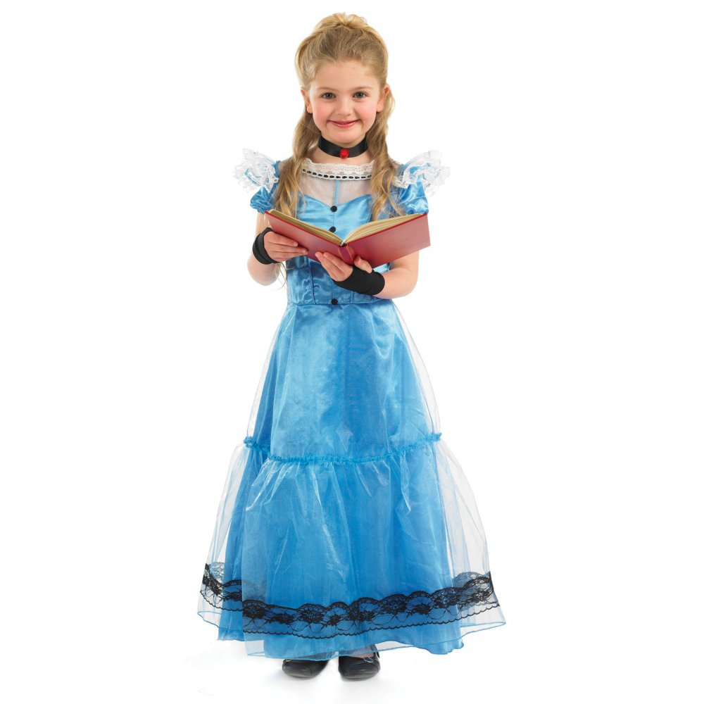 1349092687 62358800 girls book week character tudor victorian orphan ww2 kids fancy,Childrens Clothes In Tudor Times