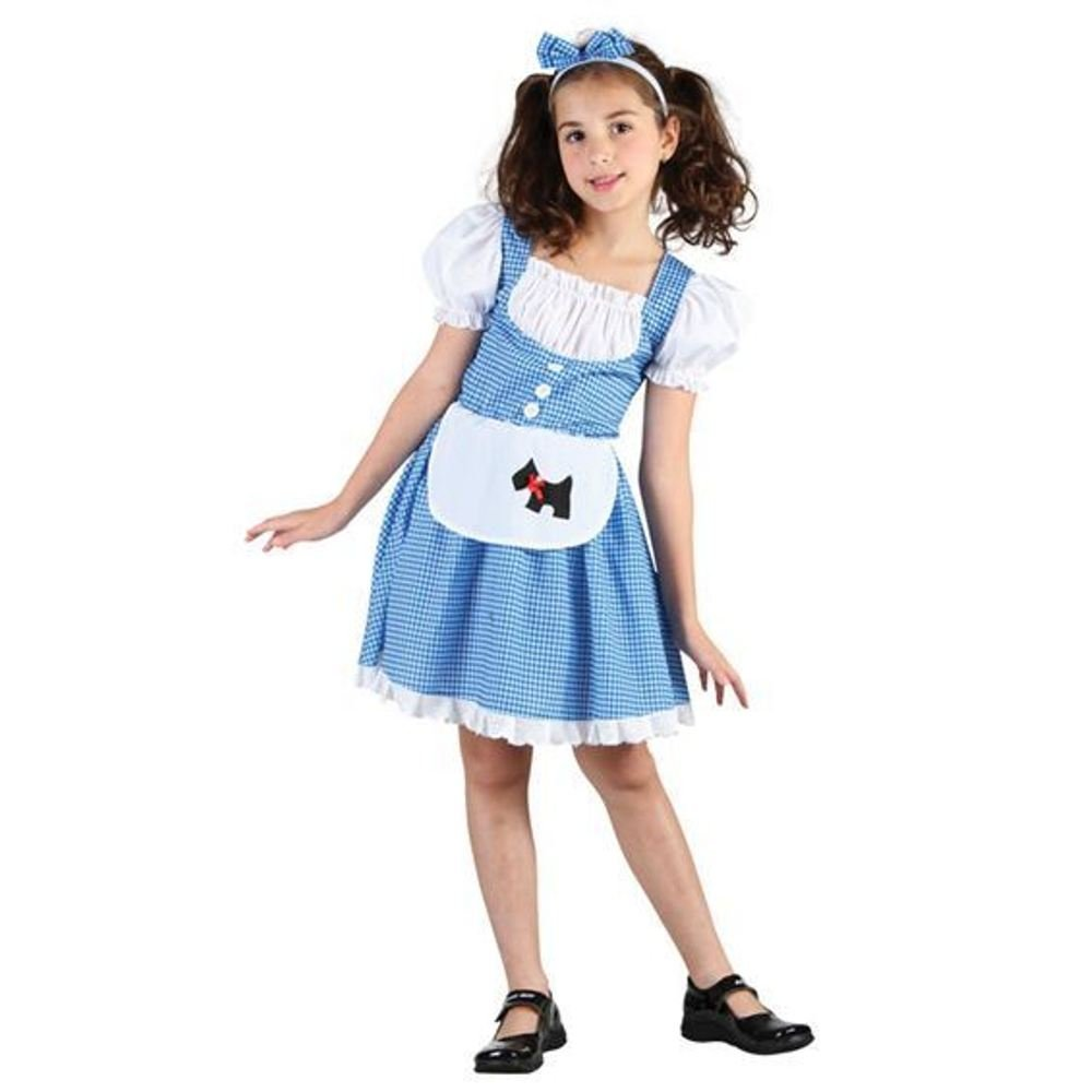 Fairy Tale Girl Child Fancy Dress Book Day Storybook Costume Sizes 3