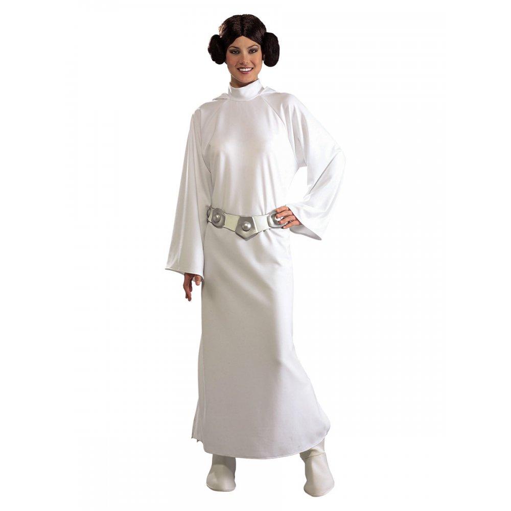 ADULT STAR WARS LICENSED FILM HALLOWEEN MENS LADIES FANCY DRESS ...