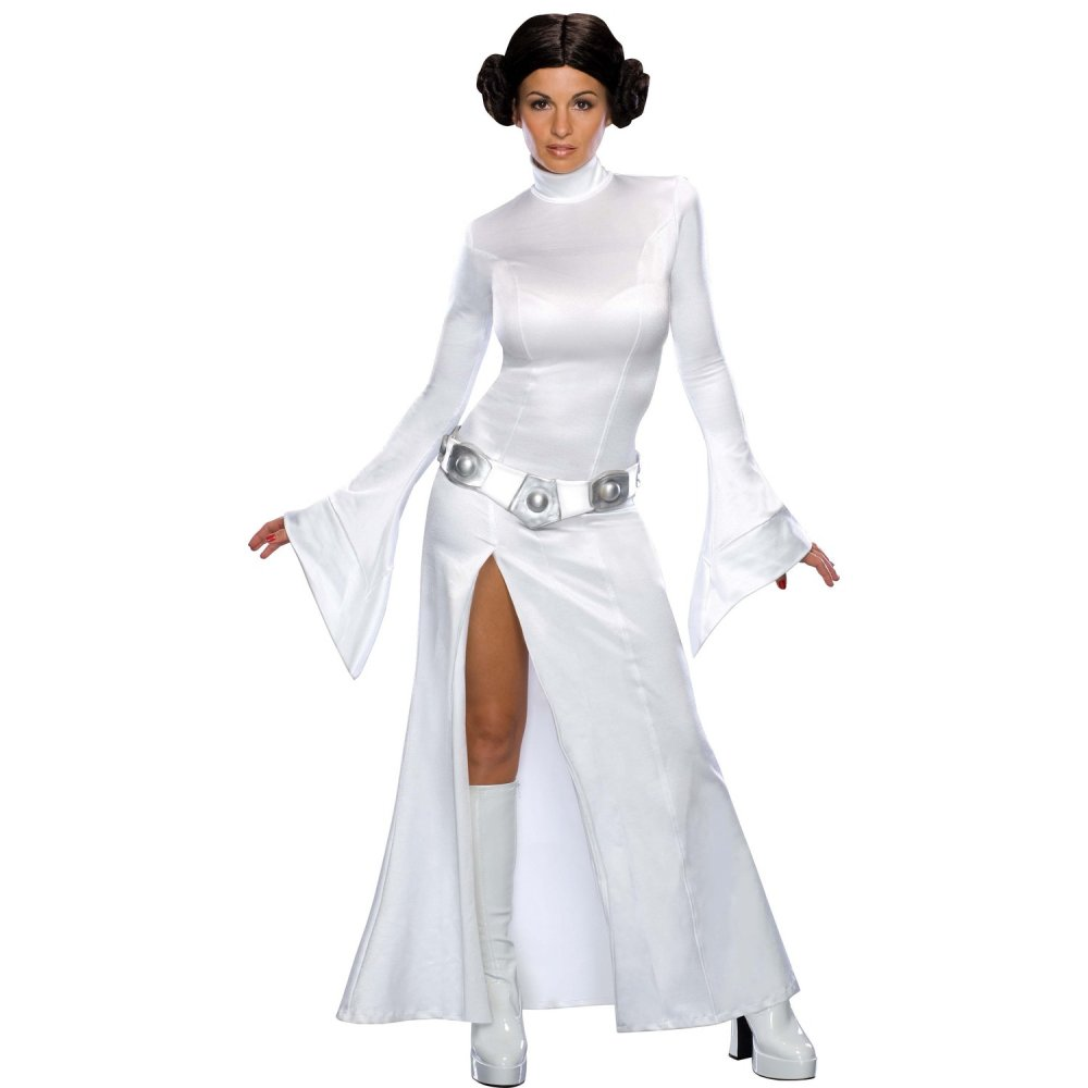Adult Princess Leia Costume - Star Wars - Party City