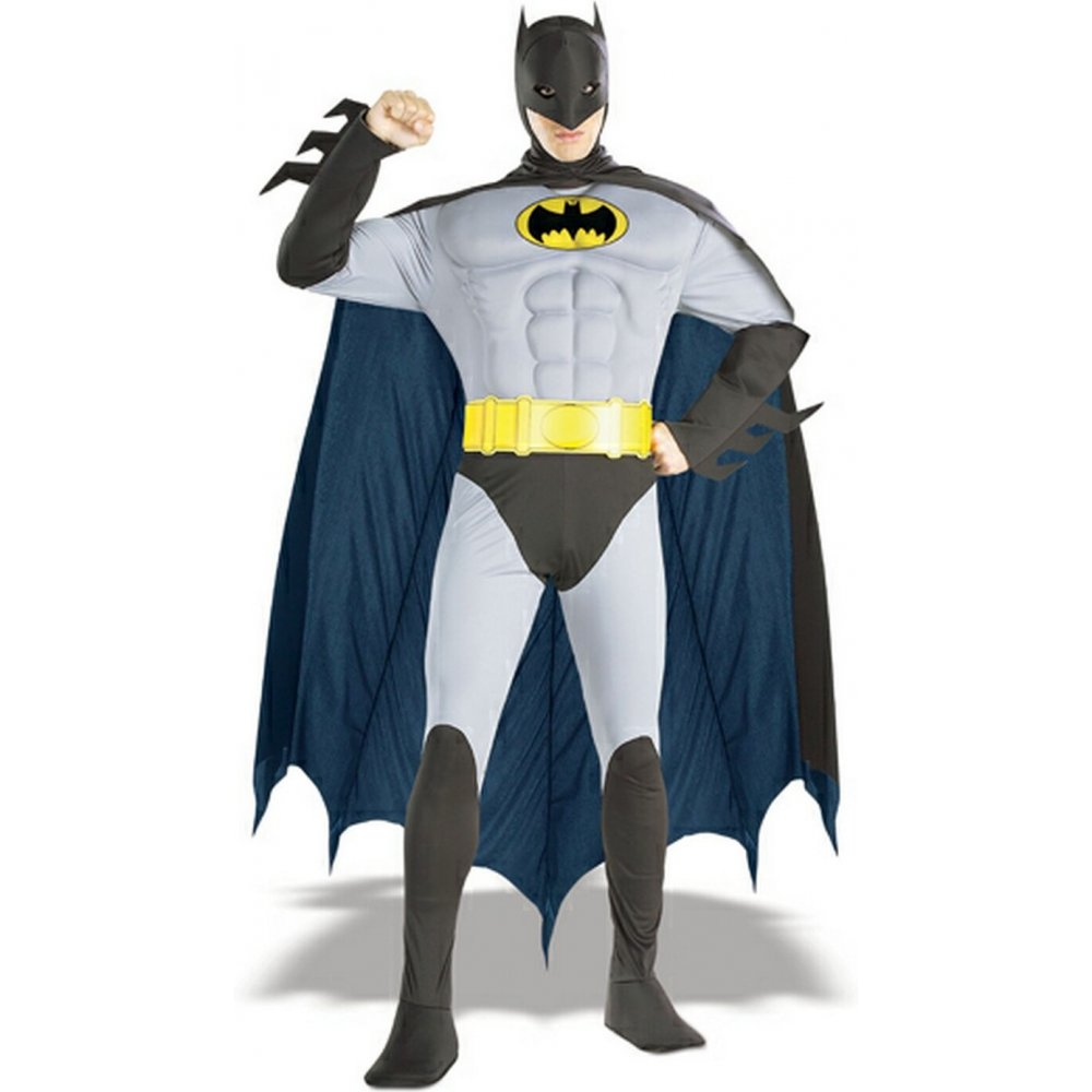 Batman Costume Ideas and Tips. Take a moment and think about the most iconic superheroes of our day. Chances are, Batman made the shortlist, which is why we carry a full assortment of Batman costumes for superheroes of every size.