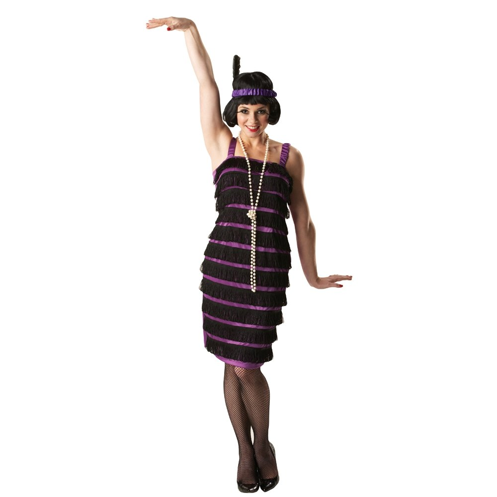 Details about Ladies Flapper Jazz 20s 30s Fringe Chicago Moll Showtime ...