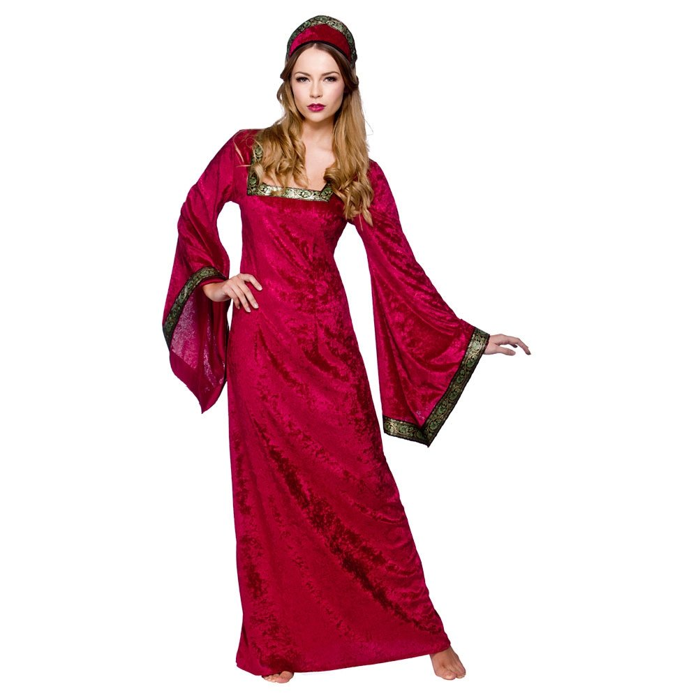 LADIES BOOK DAY CHARACTER FAIRYTALE STORYBOOK ADULT FANCY DRESS ...