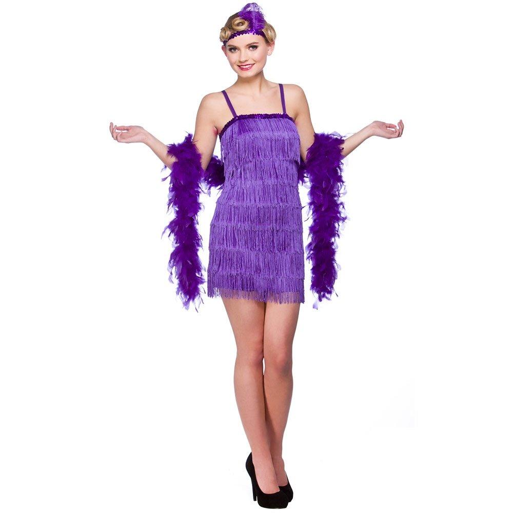 Womens 1920s flapper dress fancy dress costume adult flapper dress - Adult Ladies Flapper 1920s 20 039 S Charleston