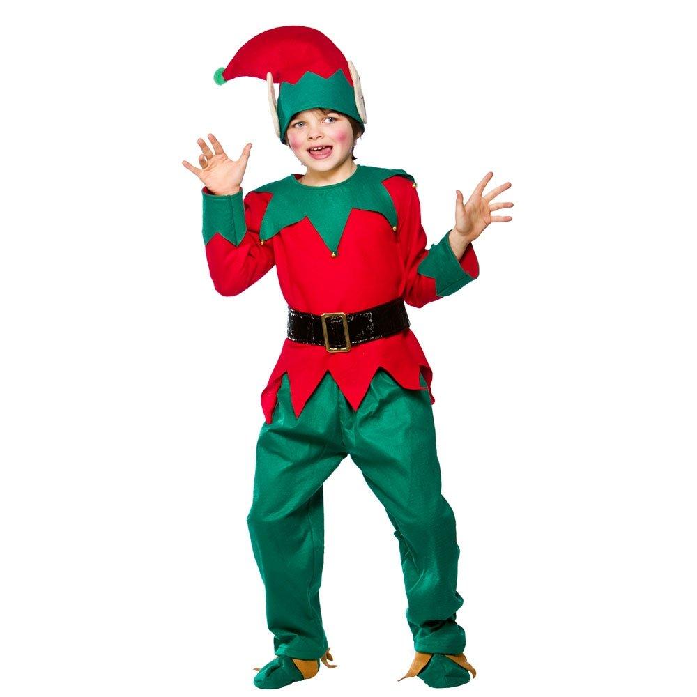 KIDS CHRISTMAS XMAS SANTA ELF REINDEER CRACKER TREE PUDDING FANCY ...