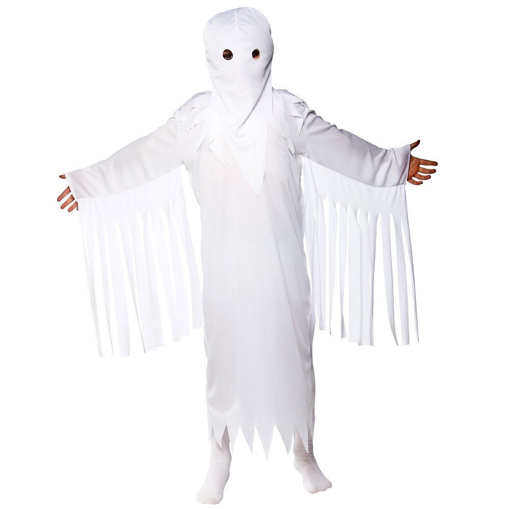 Ghost Zombie Undead Spirit Bride Halloween Scream Adult Kids ...