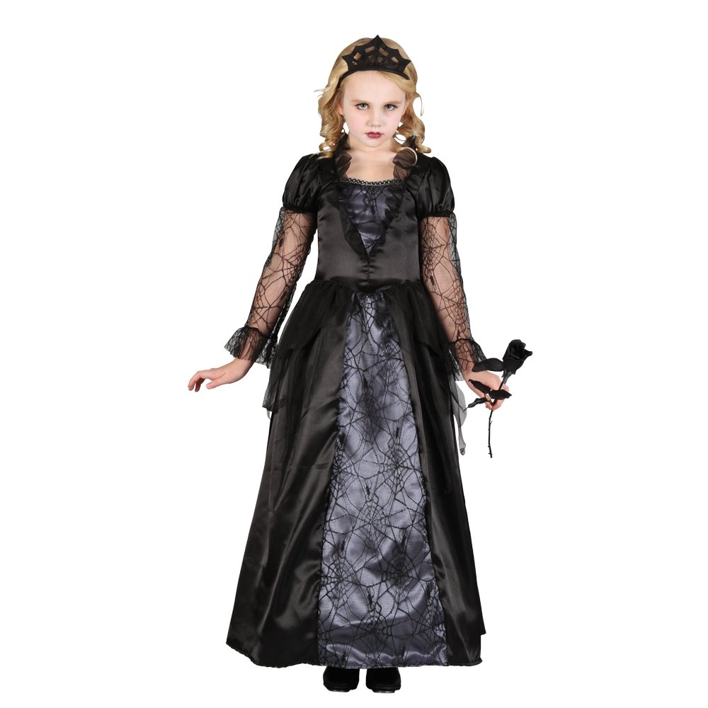 GIRLS WITCH ZOMBIE BRIDE VAMPIRESS GOTHIC GHOST HALLOWEEN FANCY ...