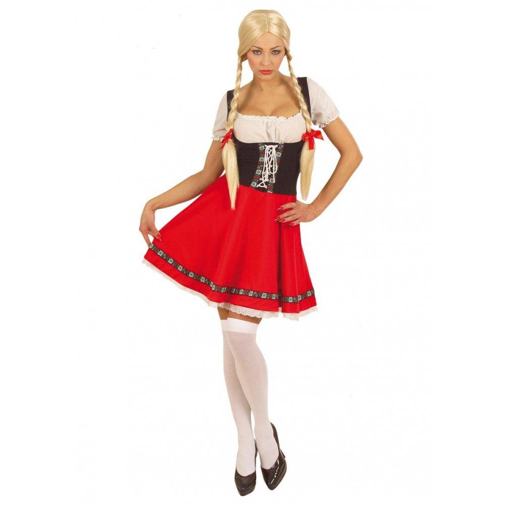 ladies oktoberfest octoberfest beer maid bavarian german. Black Bedroom Furniture Sets. Home Design Ideas